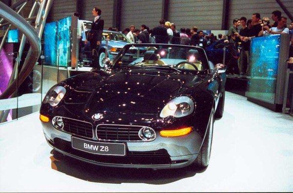 La BMW Z8