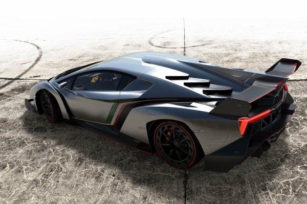 La Lamborghini Veneno LP750-4