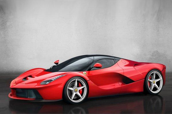 La Ferrari LaFerrari Hy-KERS