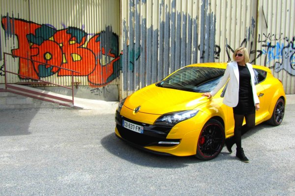La Megane Renault Sport
