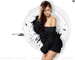 Nina Dobrev..!