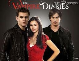 The Vampire Diaries..!