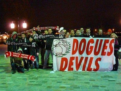 Oceanics et Dogues Devils