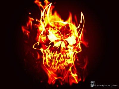 fire démon