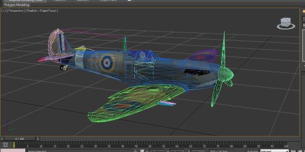 spitfire MK V1 - spitfire GO!