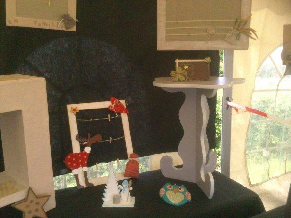 """....une petite expo de """"Mes Cartons à Moi""""..."""