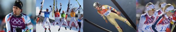 Jeux Olympiques de Sotchi 2014