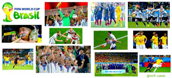 Coupe du Monde 2014 au Brésil