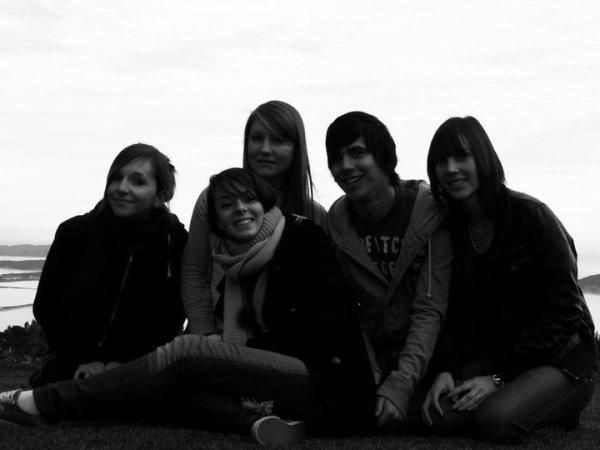 Mes amis, mes amours, mes emmerdes.