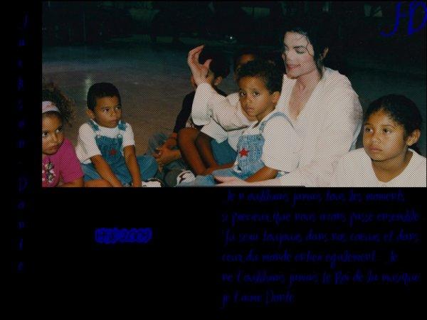 Message de Donte pour Michael