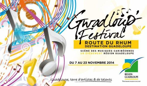 ZAHO AU GWADALOUP' FESTIVAL 2014