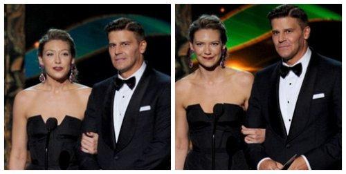 David était hier le 18 septembre à la 63ème Cérémonie des Emmys.Alors TOP/FLOP