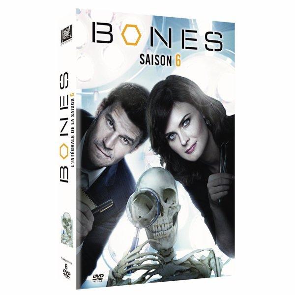 • •  .Sorti du DVD de la saison 6 en France     • •