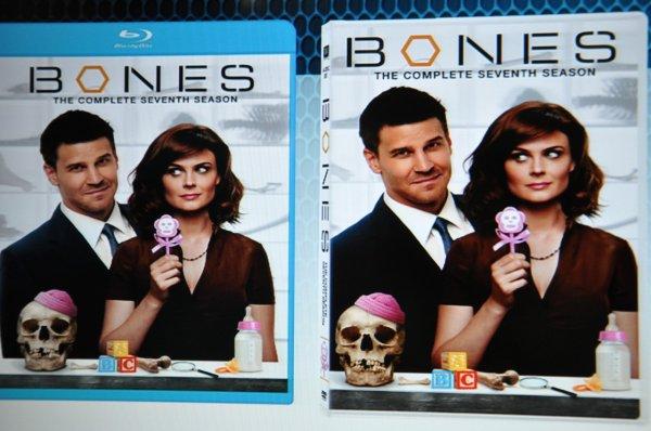 • • Petit aperçu de la pochette du DVD de la saison 7  • •