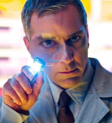 • • Photos du 7x12 ! Ce sont des behind the scene ! On peut y voir l'acteur Scott Lowell qui joue le Dr Filmore.  • •