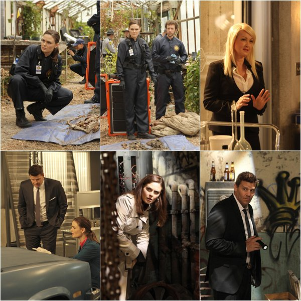 • •  Photos promotionnelle - 8.09 - The Ghost in the Machine - ( 150ème épisode )   • •