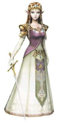 Princesse Zelda de Twilight Princess