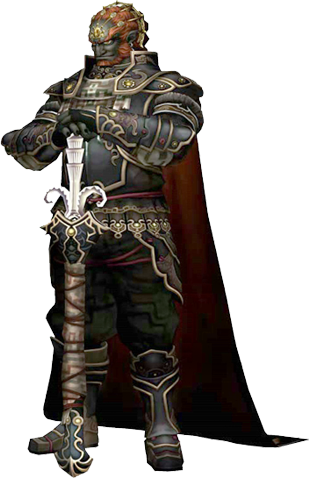 Ganondorf de Twilight Princess