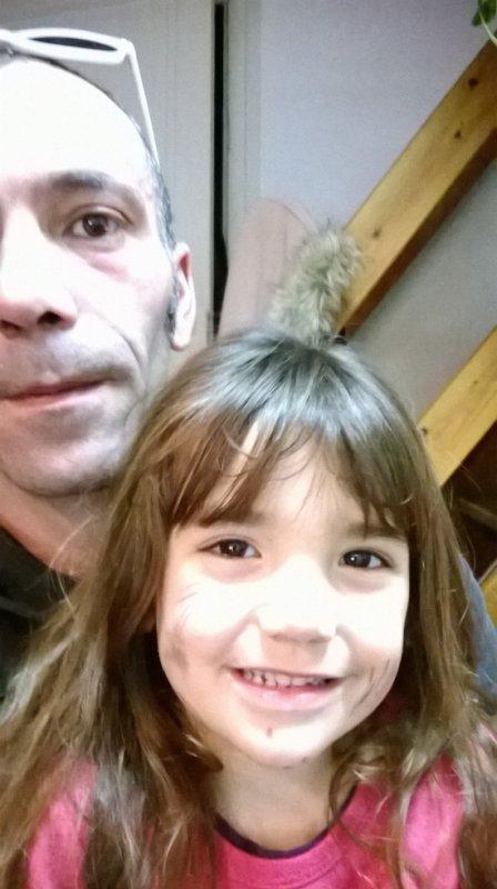 moi samourail et ma fille