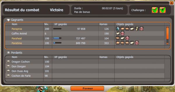 Dofus Turquoise +15