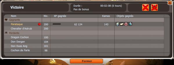 Dofus Turquoise solo et sans chall +11