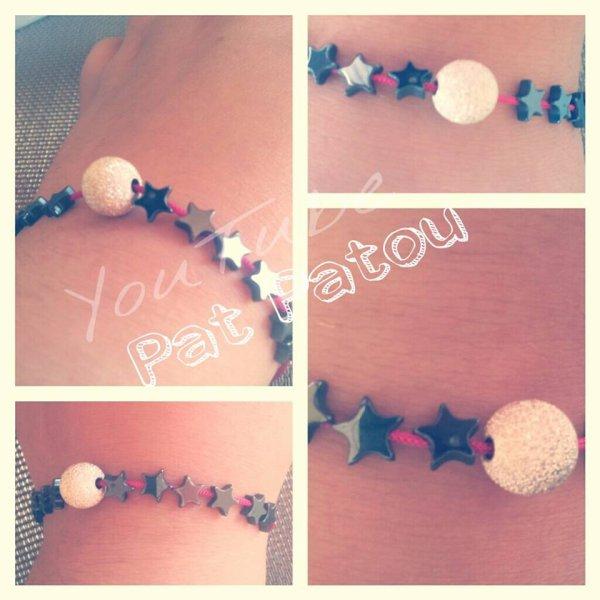 Je fais mes bracelets