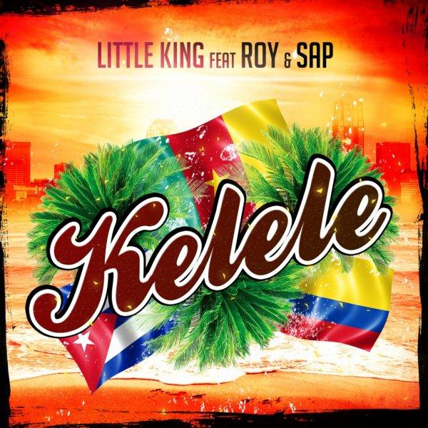"""Je vous avais prévu du lourd donc pour commencer voici la pochette de mon new titre """"KéLéLé"""" en feat avec ROY & SAP !! A 100 LIKES JE VOUS DONNE UNE AUTRE EXCLU !!!!!!"""