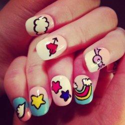 Manicure kawaii ☻