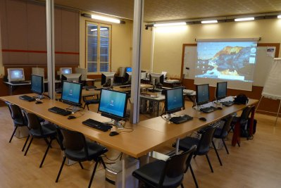 FONCTIONNEMENT DE LA SECTION INFORMATIQUE