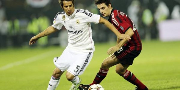 2014 AMICAL REAL MADRID AC MILAN 2-4, le 30/12/2014