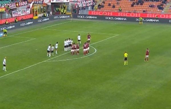 2014 Série A J19 AC MILAN ATALANTA 0-1, le 18/01/2014