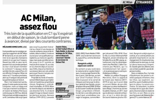 2019 Série A J24 AC MILAN TORINO 1-0, le 17/02/2020