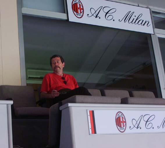 .                         AC MILAN : un club de légende