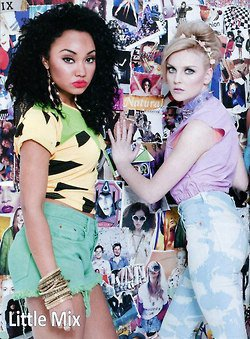 Leigh et Perrie.♥