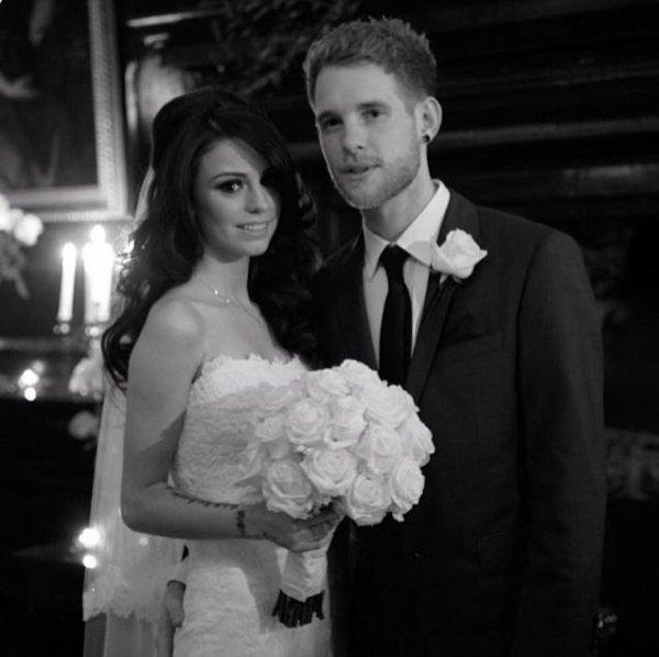 Cher Lloyd marié?