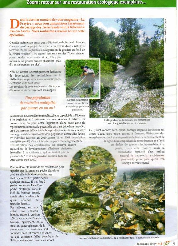 Fédération du pas-de-calais pour la pêche et la Protection du Milieu Aquatique