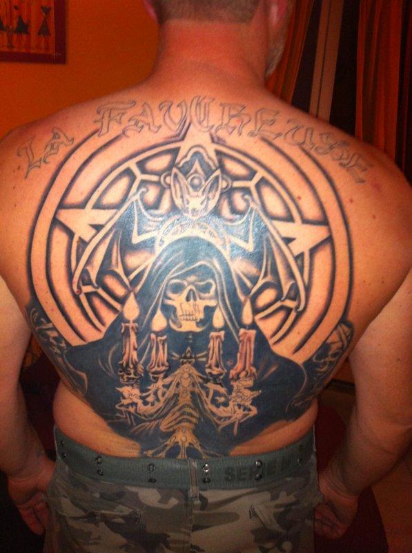 mon tatou avance