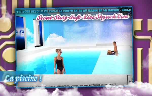 La photo, la photo, la photo : La piscine en 3D, Découvre là !