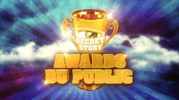 AWARDS DU PUBLIC : Votez sur MYTF1.FR pour les Awards du Public !