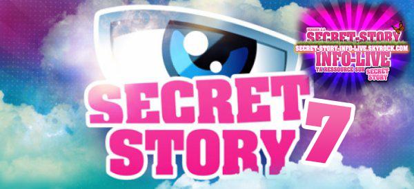 SECRET STORY SAISON 7 : C'est l'année prochaine et c'est toujours sur TF1 !