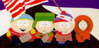 J'prends la route de South Park histoire de prendre un peu l'air~ ♫