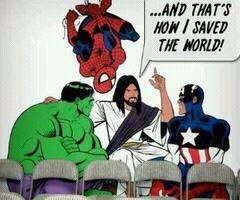 Super héros ♥