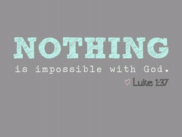 Rien ne lui est impossible. ♥