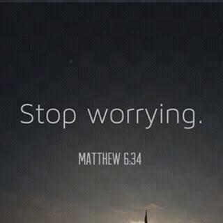 Ne t'inquiètes pas. ♥