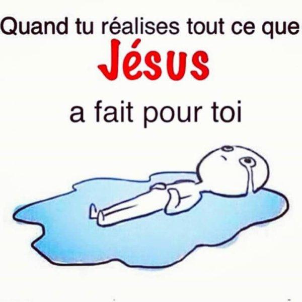 Jésus est bon