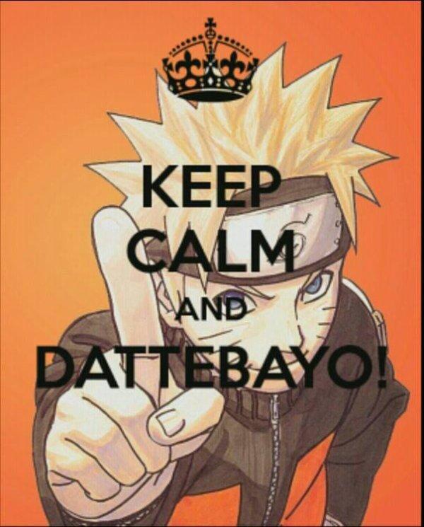 Kiff moi ça! Dattebayo!