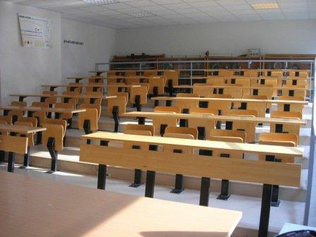 Salle de cours (sous-sol)