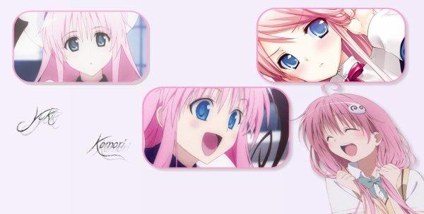Komori sisters~~.......