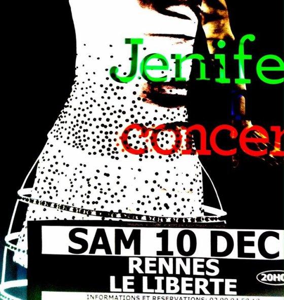 Nouveautés sur le Facebook de Jen' !