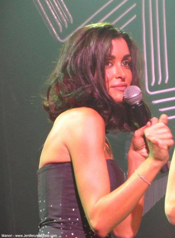 Jen en concert le 21 Octobre à AIX au Pasino